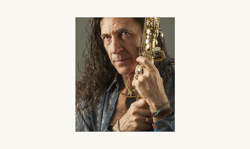 Le flûtiste Jorge Pardo