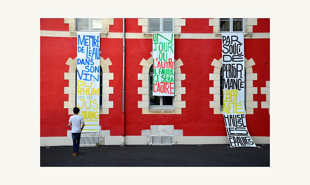 Atelier de la fondation du doute par Eddy Terki et Kévin Henocq