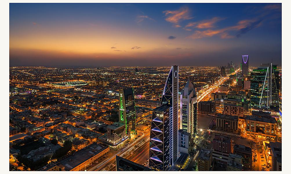 Riyad, Arabie Saoudite. © laxepw