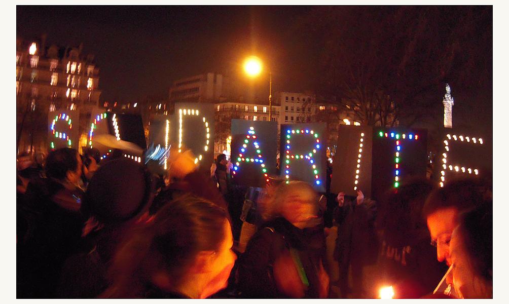 Solidarité © Patrick Janicek