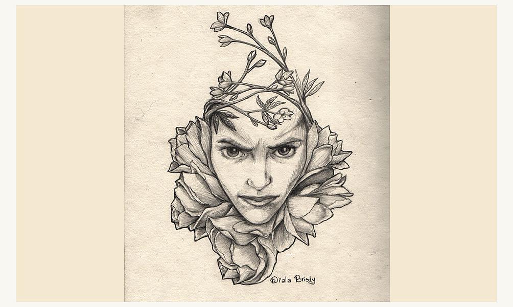 «Keep on», par Diala Brisly.