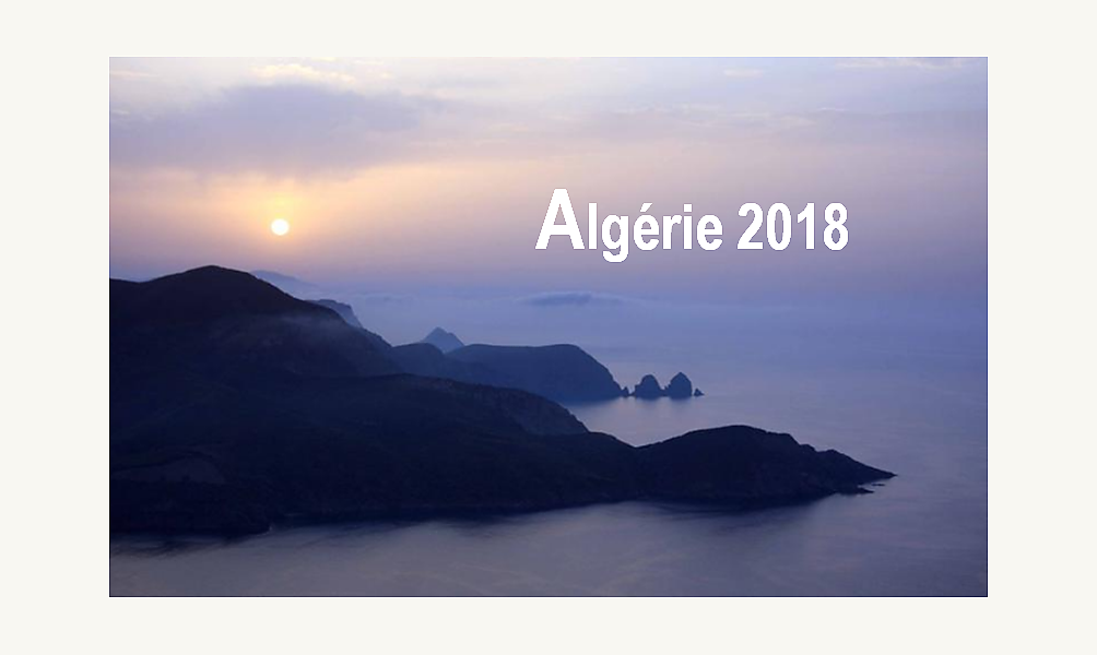voyage en Algérie avec les Amis de l'Institut du monde arabe