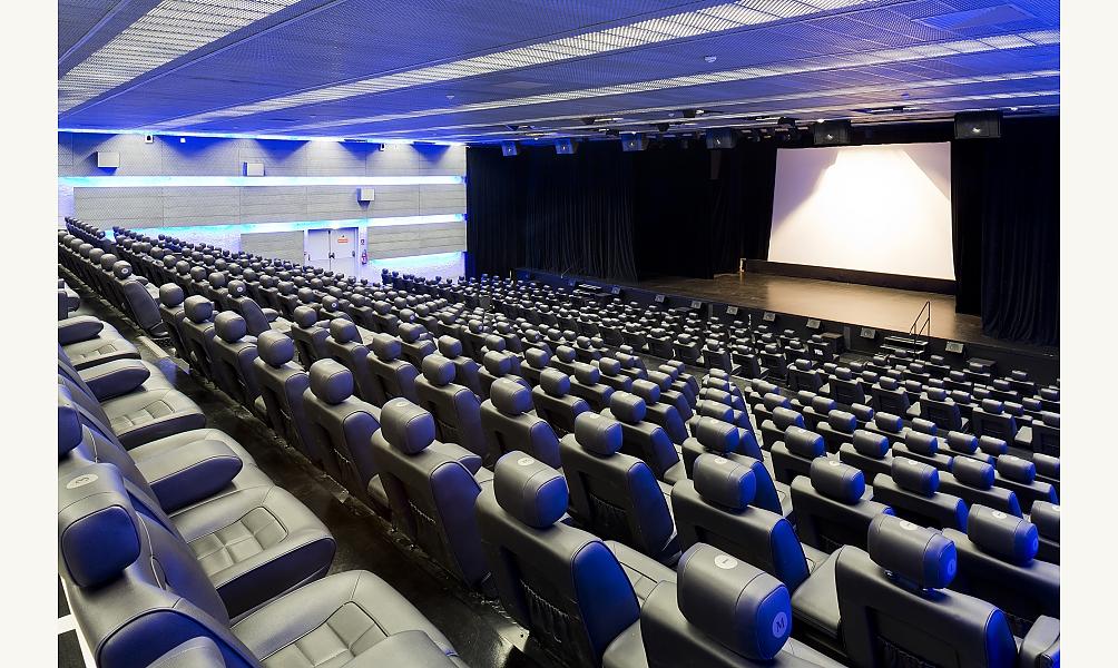 Auditorium de l'Institut du monde arabe