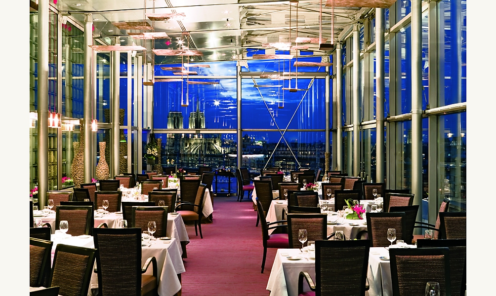 Restaurant Noura à l'Institut du monde arabe