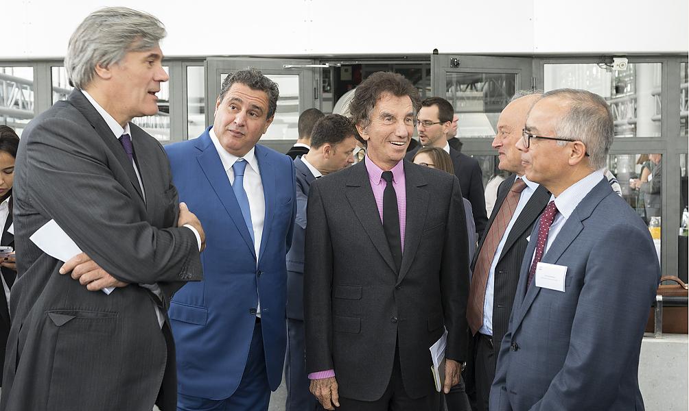 Rencontres économiques à l'Institut du monde arabe