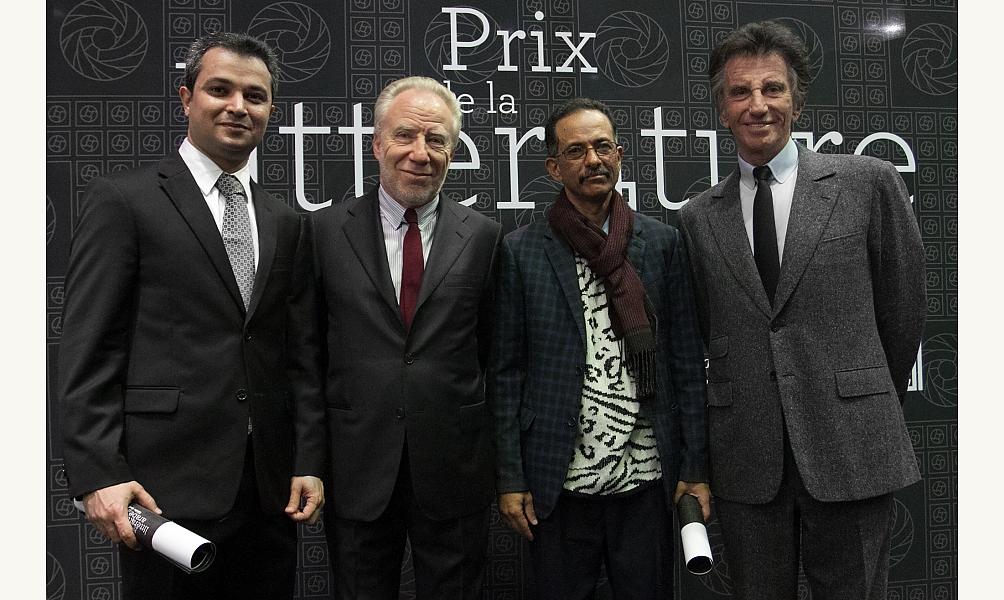 Prix de la littérature arabe 2015 à l'IMA
