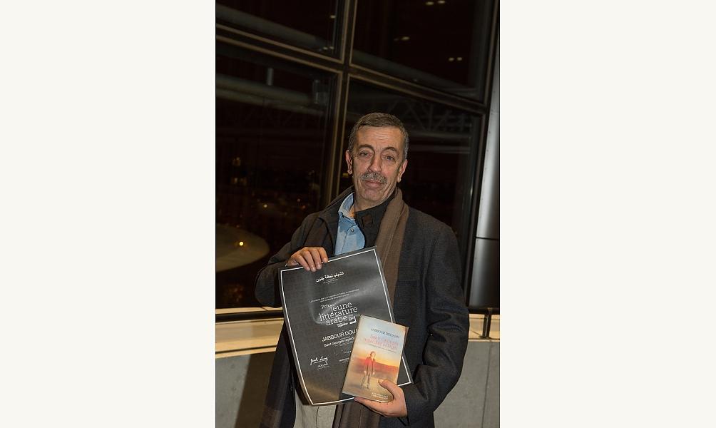 Prix de la littérature arabe lauréat 2013