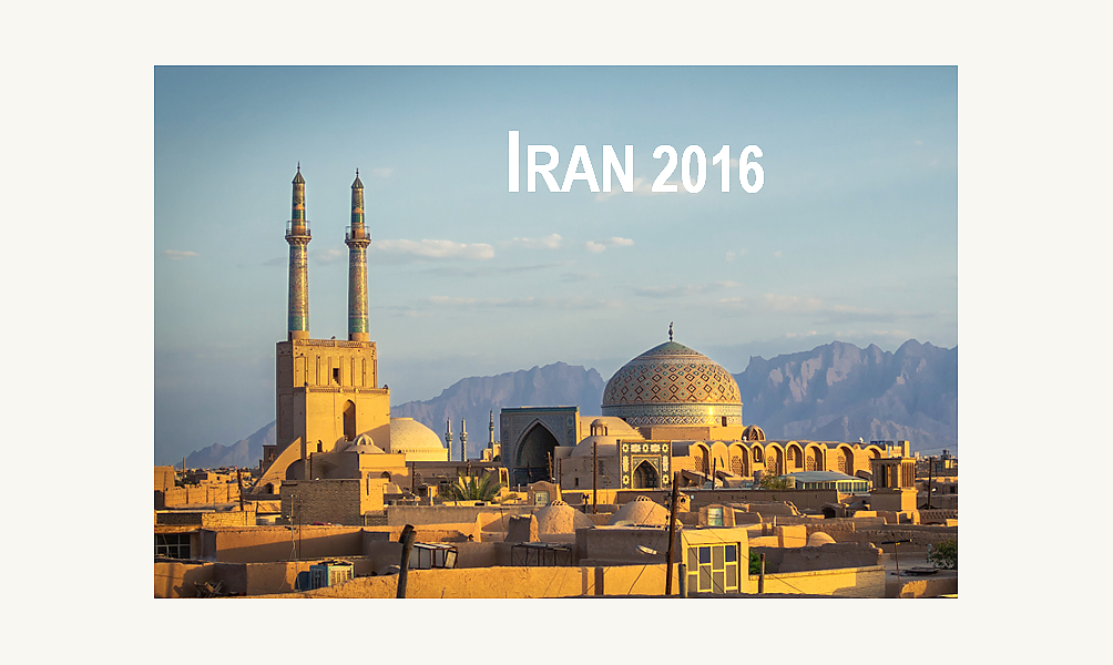 Voyage en Iran avec les Amis de l'Institut du monde arabe