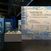 Trésors de l'islam en Afrique à l'Institut du monde arabe © Alice Sidoli / IMA