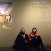 Lecture du dernier Voyage de Sindbad d'Erri De Luca à l'IMA