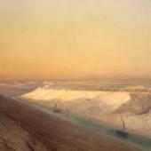 François Pierre Bernard Barry Le Chantier, 1863. © ASFLCS