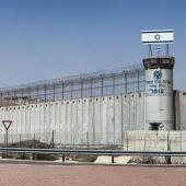 Prison en Israël. © Christopher Michel