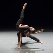 Héla Fatoumi & Eric Lamoureux, EX-POSE(S) © Laurent Philippe.jpg