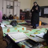 Les Jeudis de l'IMA du 24 janvier 2019 : La fabrique de la radicalité. © UN Women Europe and Central Asia - Rena Effendi