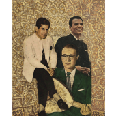 Farid El Atrache, Mohammed Abdel Wahab et Abdel Halim Hafez
