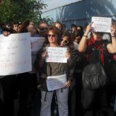 Des Tunisiens réagissent à la victoire d'Ennahda © Magharebia