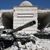 Syrie © Christiaan Triebert-Azaz