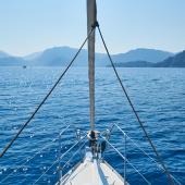 Navigation de plaisance en Méditerranée. © D.R. /  Pixabay