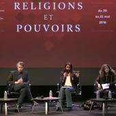 Conférence débat aux Rendez-vous de l'Histoire du monde arabe IMA