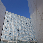 Institut du monde arabe photo Fabrice Cateloy