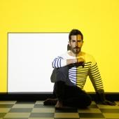 Spectacle Le rouge du tarbouche, théâtre à l'Institut du monde arabe