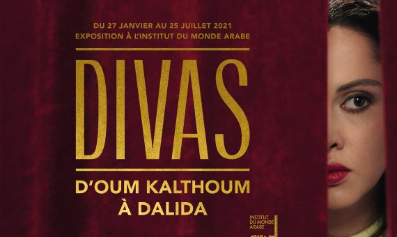 Divas D'oum Kalthoum à Dalida à l'Institut du monde arabe